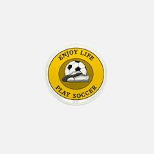 soccer2 Mini Button