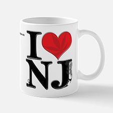 I Love gaNJa Mug