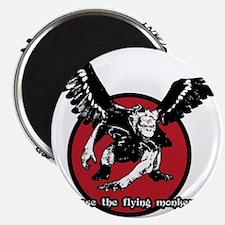 Release The Flying Monkeys Magnet