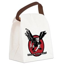 Release The Flying Monkeys Canvas Lunch Bag