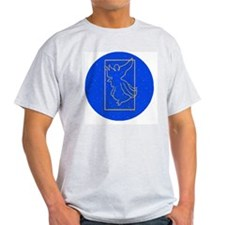 A- Angel File - Left Face [TIF] T-Shirt