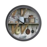 Country primitive Wall Clocks