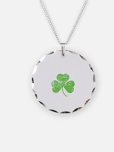 Drunky -blk Necklace