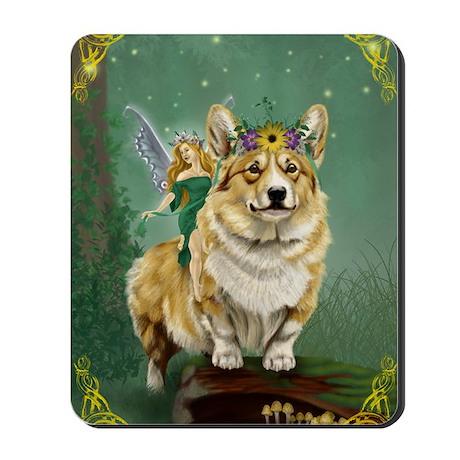 fairy steed Mousepad