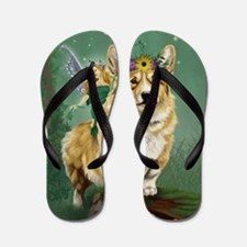 fairy steed Flip Flops