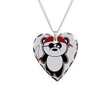 Pirate Panda Necklace