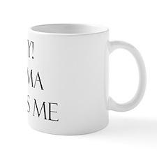 heymalovesmcp Mug