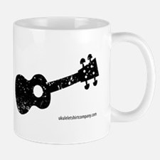 The Uke Bumper Sticker Mug