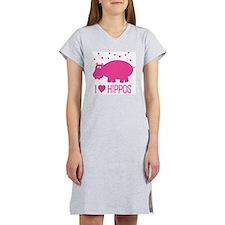 PinkHippo Women's Nightshirt