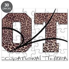 camo letters leopard norm ot Puzzle
