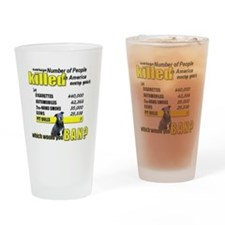 ban Drinking Glass