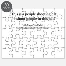 The Catcher in the Rye Ch 3 Puzzle
