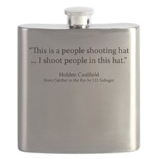 The Catcher in the Rye Ch 3 Flask