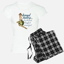Breastfeeding Beautiful Pajamas