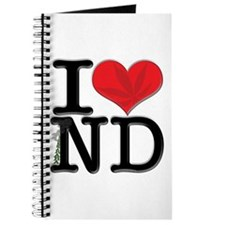 I Love contrabaND Journal