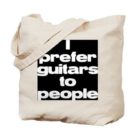 bwi prefer guitars Tote Bag