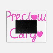 Precious Cargo black Picture Frame