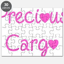 Precious Cargo black Puzzle