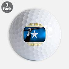 NBTB (Bonnie Blue) Golf Ball