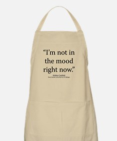 The Catcher in the Rye Ch 4 Apron