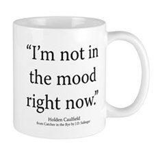 The Catcher in the Rye Ch 4 Mugs