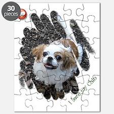 I Love My Chin Puzzle
