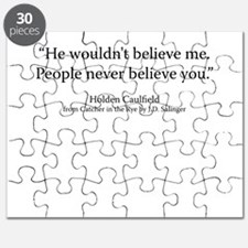The Catcher in the Rye Ch 5 Puzzle
