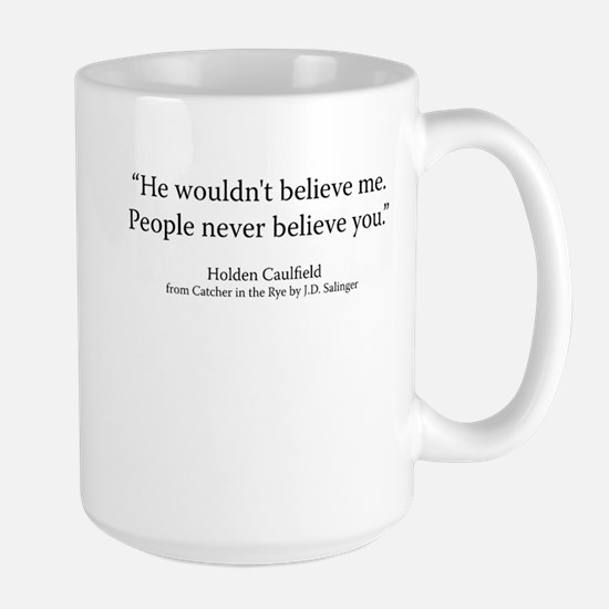 The Catcher in the Rye Ch 5 Mugs
