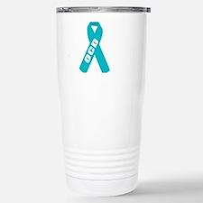 OCD-Hope-blk Stainless Steel Travel Mug