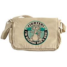 OCD-Fighter-Cat Messenger Bag