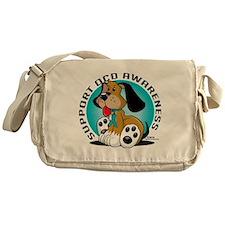 OCD-Dog Messenger Bag