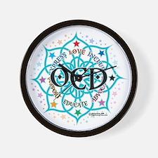 OCD-Lotus Wall Clock
