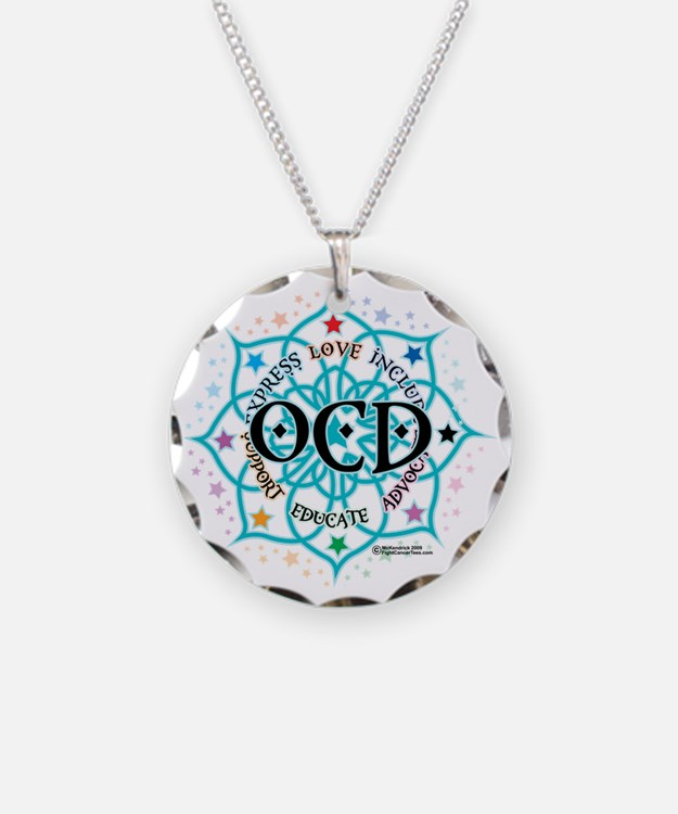 OCD-Lotus Necklace