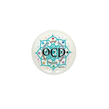 OCD-Lotus Mini Button