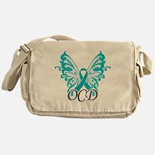 OCD-Butterfly-Ribbon Messenger Bag