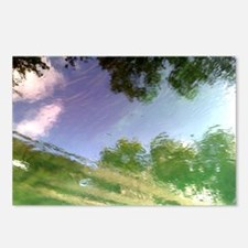 River Reflections Postcards (Package of 8)