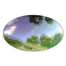 River Reflections Decal