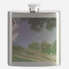 River Reflections Flask