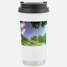 River Reflections Stainless Steel Travel Mug