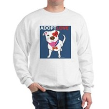 Adopt Love Sweatshirt
