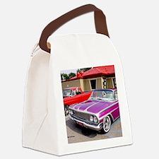 08basic Canvas Lunch Bag