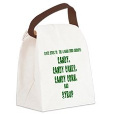 elves stick Canvas Lunch Bag