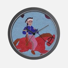 WallaWallaIndian79 Wall Clock