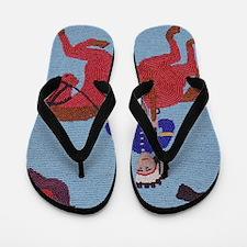 WallaWallaIndian79 Flip Flops