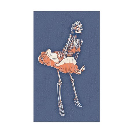 Muerta Lynn Monstro Sticker (Rectangle)