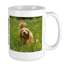 Golden Retriever Mug: Good Morning! Mugs
