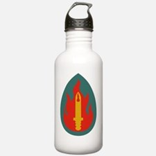 63rd Infantry Division Water Bottle