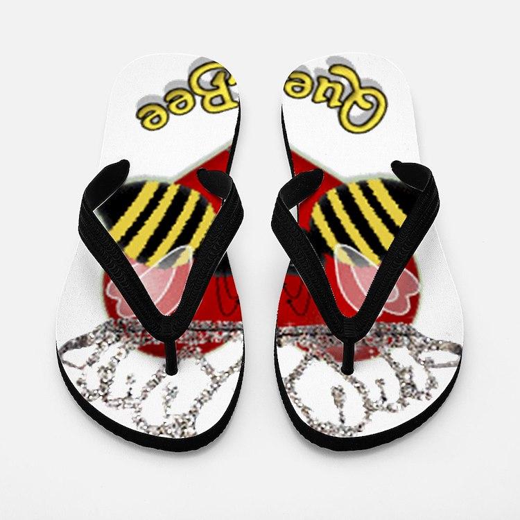 queen bee.gif Flip Flops