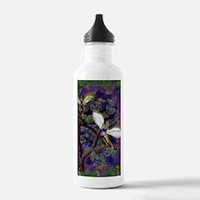 nocne aniolki/night li Water Bottle