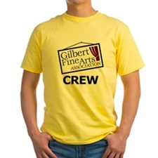 Yellow Crew T-Shirt